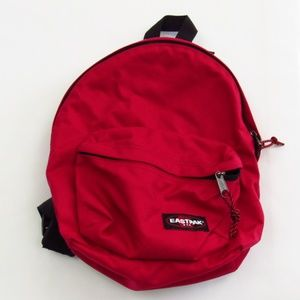 Eastpak Deep Red Kids/Mini Backpack